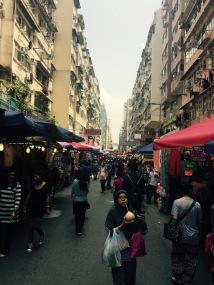 Ladies Market, Mong Kok , Hong Kong