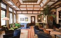 Greenwich Hotel NYC - lounge