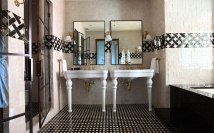 Greenwich Hotel NYC - double vanity