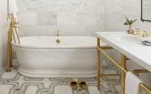 Greenwich Hotel NYC - bath