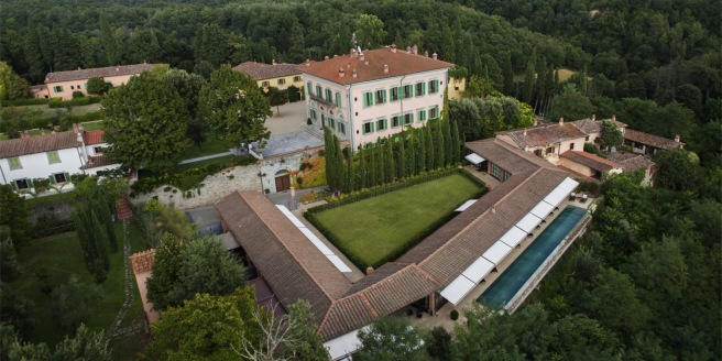 Il Borro Estate Tuscany (Member of Relais & Châteaux)